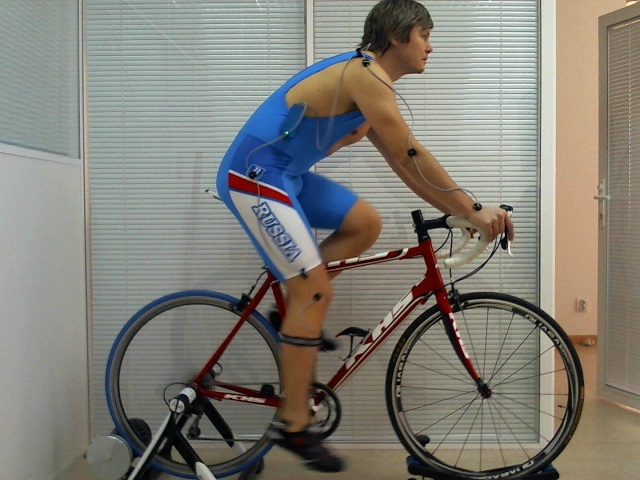 После Retul Müve Dynamic Fit Bike
