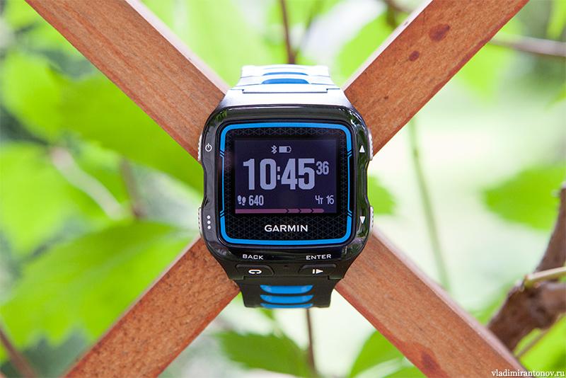 Часы Forerunner 920 XT