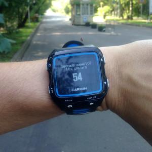 VO2Max для бега