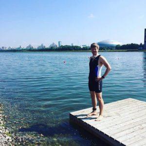 Кубок Чемпионов по плаванию на открытой воде Москва
