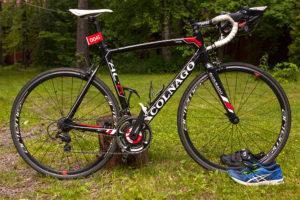 Готовый к гонке Colnago AC-R